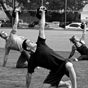 Kettlebell Instructor SFG II